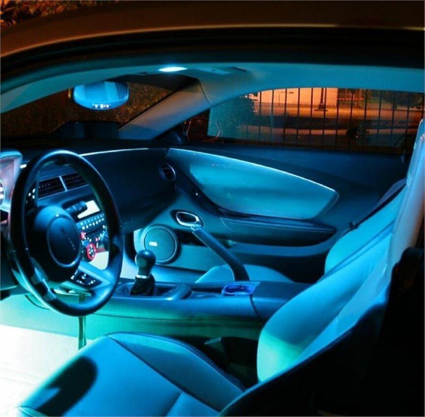 2010-2015 Camaro Interior RGB Lighting Kit ...
