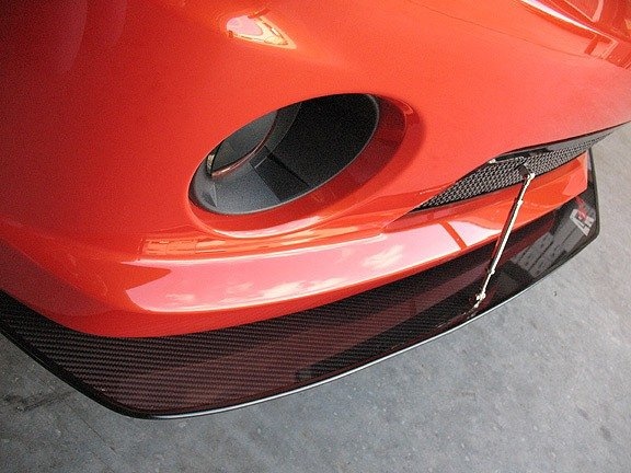 2014-16 Camaro V8 SS APR Front Wind Splitter CW-602014 ...