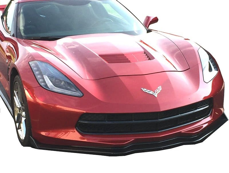 2014 2018 C7 Corvette Molded Plastic Grille Blackout Package ...