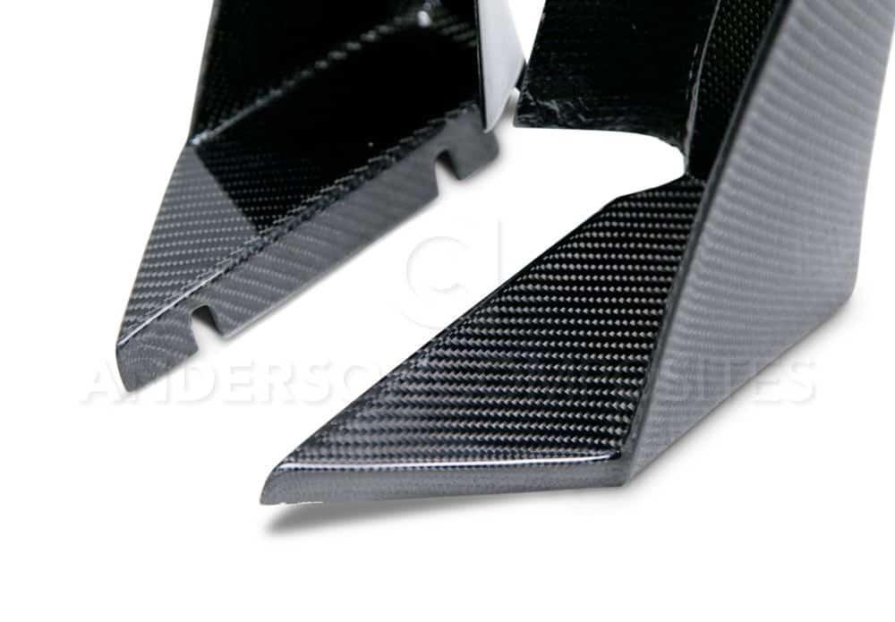 C7 Corvette Z06 Carbon Fiber Canards