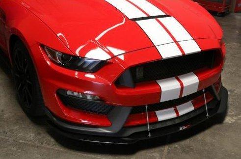2015-2017 Ford Mustang APR Carbon Fiber Shelby GT350 Front Splitter