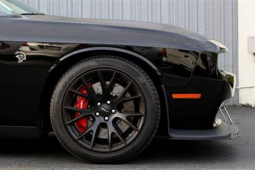 Dodge Challenger Scat Pack Srt Apr Carbon Fiber Front