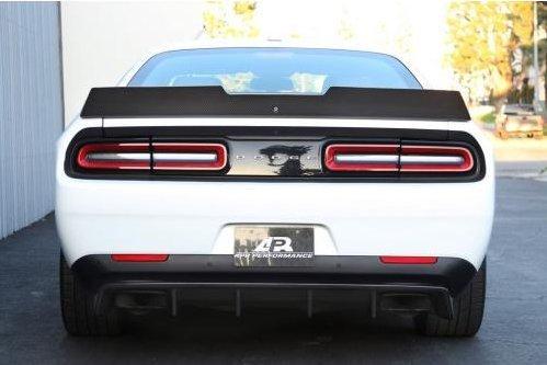 Challenger Hellcat Apr Rear Spoiler Southercarparts Com