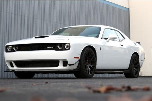 Challenger Share Price >> Challenger Hellcat APR Side Skirts- SoutherCarParts.com