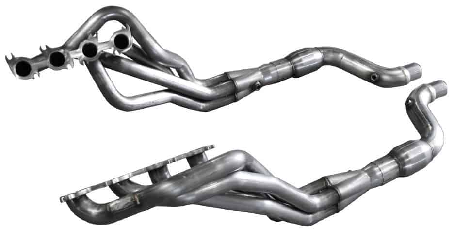 2016 2017 Mustang Gt350 American Racing Headers Direct Connect System Southerncarparts