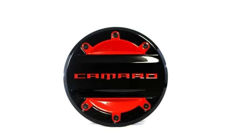 2016 2018 Camaro Fuel Door Custom Painted