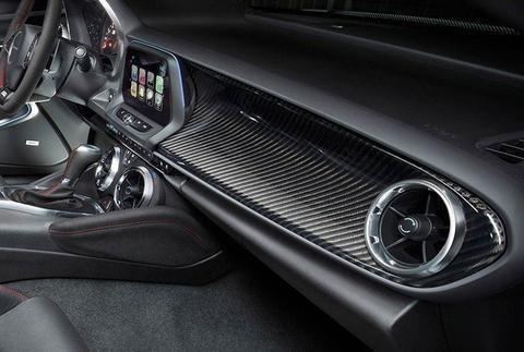 5Th Gen Mustang >> 2016-2018 Camaro Carbon Fiber Dash Insert - SouthernCarParts.com