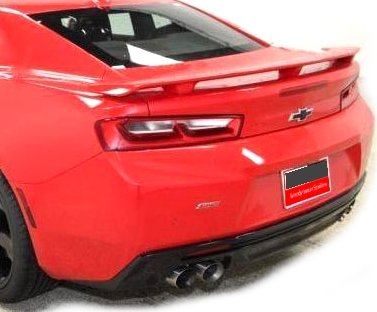 6Th Gen Camaro >> 2016 2019 Camaro Rear Spoiler
