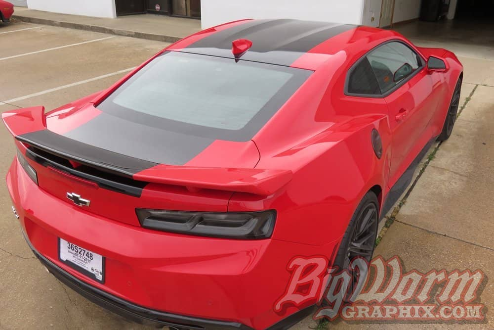 2016 2018 Camaro Zl1 Center Stripe Kit Southerncarparts Com