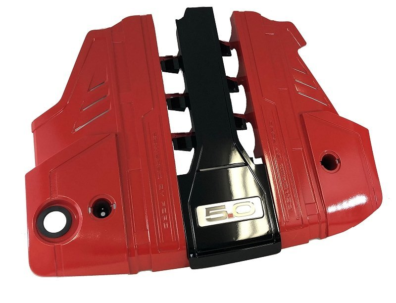 ford mustang painted gt engine plenum cover southerncarpartscom