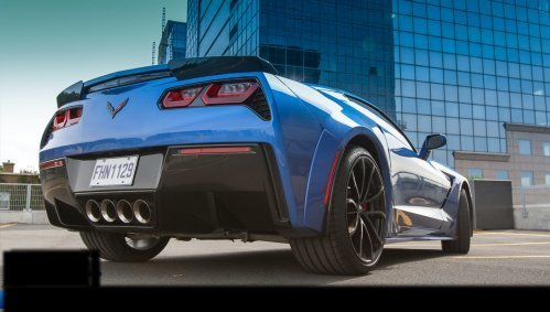 C7 Corvette Rear Wide Body Conversion - SouthernCarParts.com