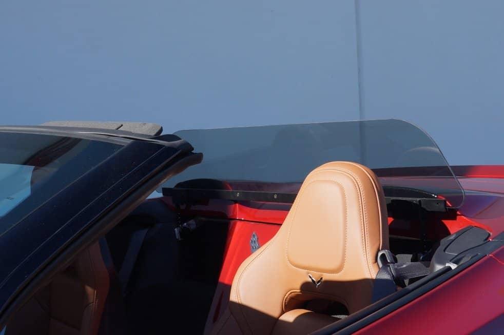 2014-2019 C7 Corvette Stingray Vette Net Wind Deflector