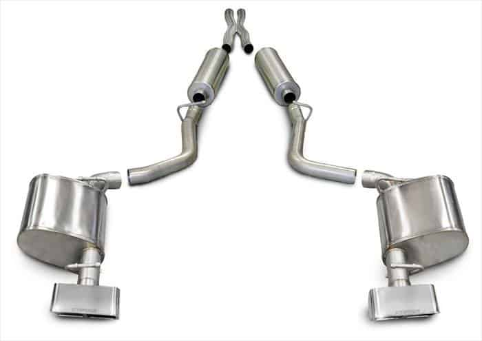 20112014 Dodge Challenger Rt Extreme Corsa Exhaust Southerncarparts: 2014 Dodge Challenger Exhaust Systems At Woreks.co