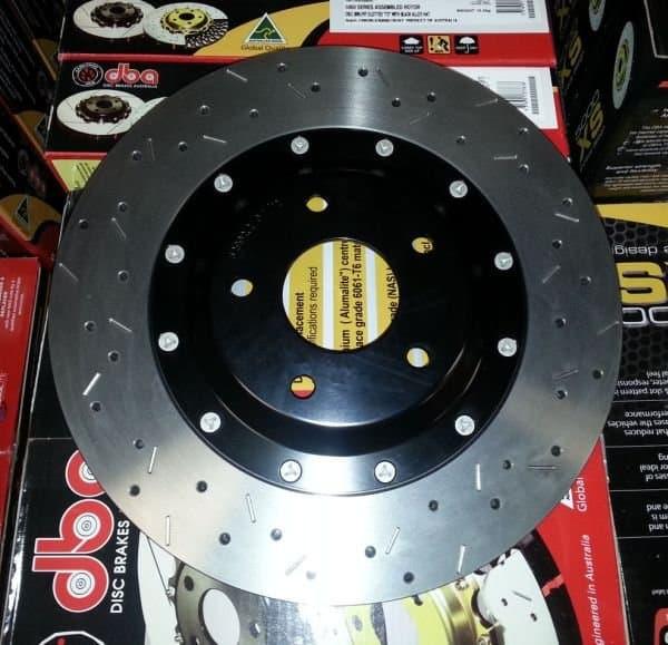 C6 Z06 Dba 5000 Series Brake Rotors Southerncarparts Com