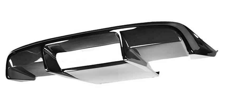 C6 Carbon Fiber Rear Diffuser Southerncarparts Com