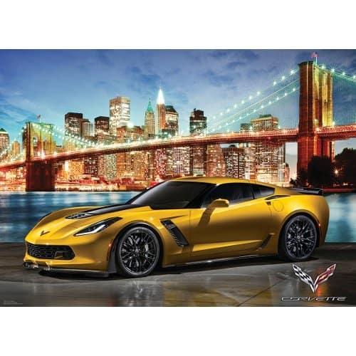 Corvette Z06 Puzzle - SouthernCarParts.com bd7a2c405d4e9