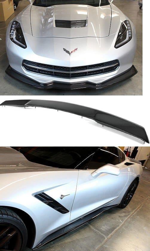 2014 Chevrolet C7 Stingray Carbon Fiber Corvette Performance Cap Generation Hat