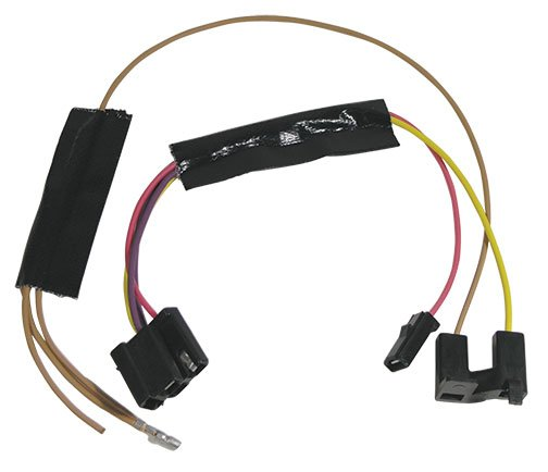 C3 1974 Corvette Wiring Harness Seat Belt Warning Manual  -SouthernCarParts.comSouthern Car Parts