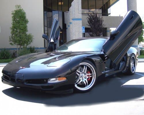 C5 Corvette Vertical Door Conversion Kit & C5 Corvette Vertical Door Conversion Kit - Southerncarparts.com