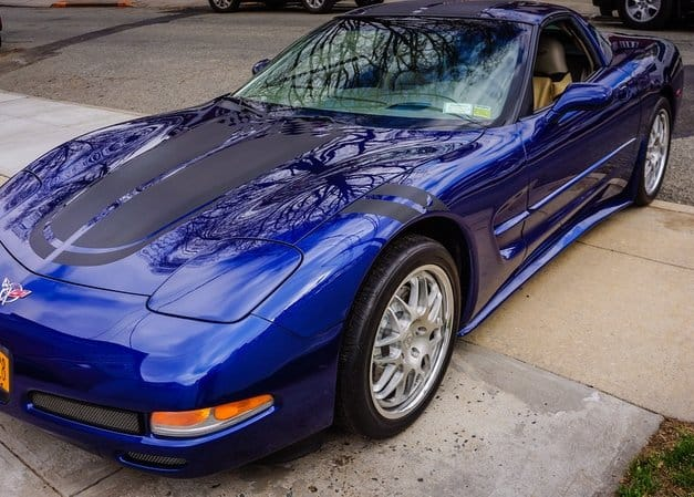 C5 Corvette Zr1 Style Side Skirts Package