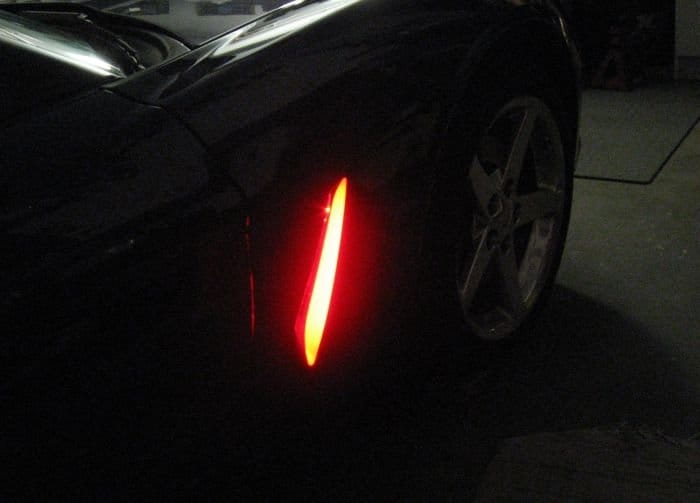 C5 Corvette Fender Cove Led Lighting Kit