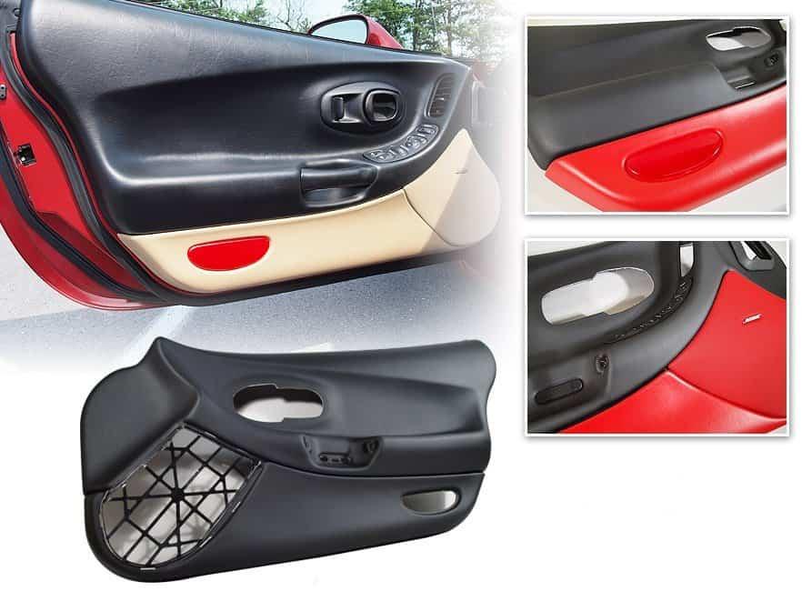 c5 corvette replacement interior door panels. Black Bedroom Furniture Sets. Home Design Ideas