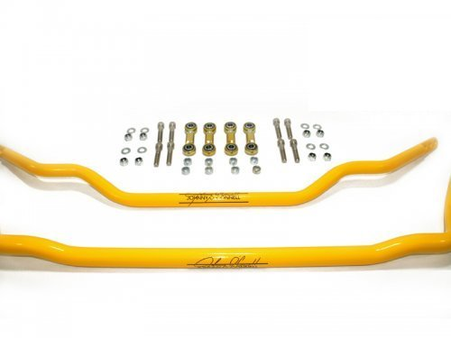 C6 Corvette Pfadt Johnny O'Connell Sway Bars