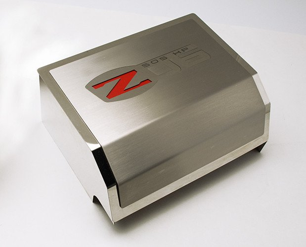 2006 2013 z06 corvette fuse box cover brushed polished combo with rh southerncarparts com