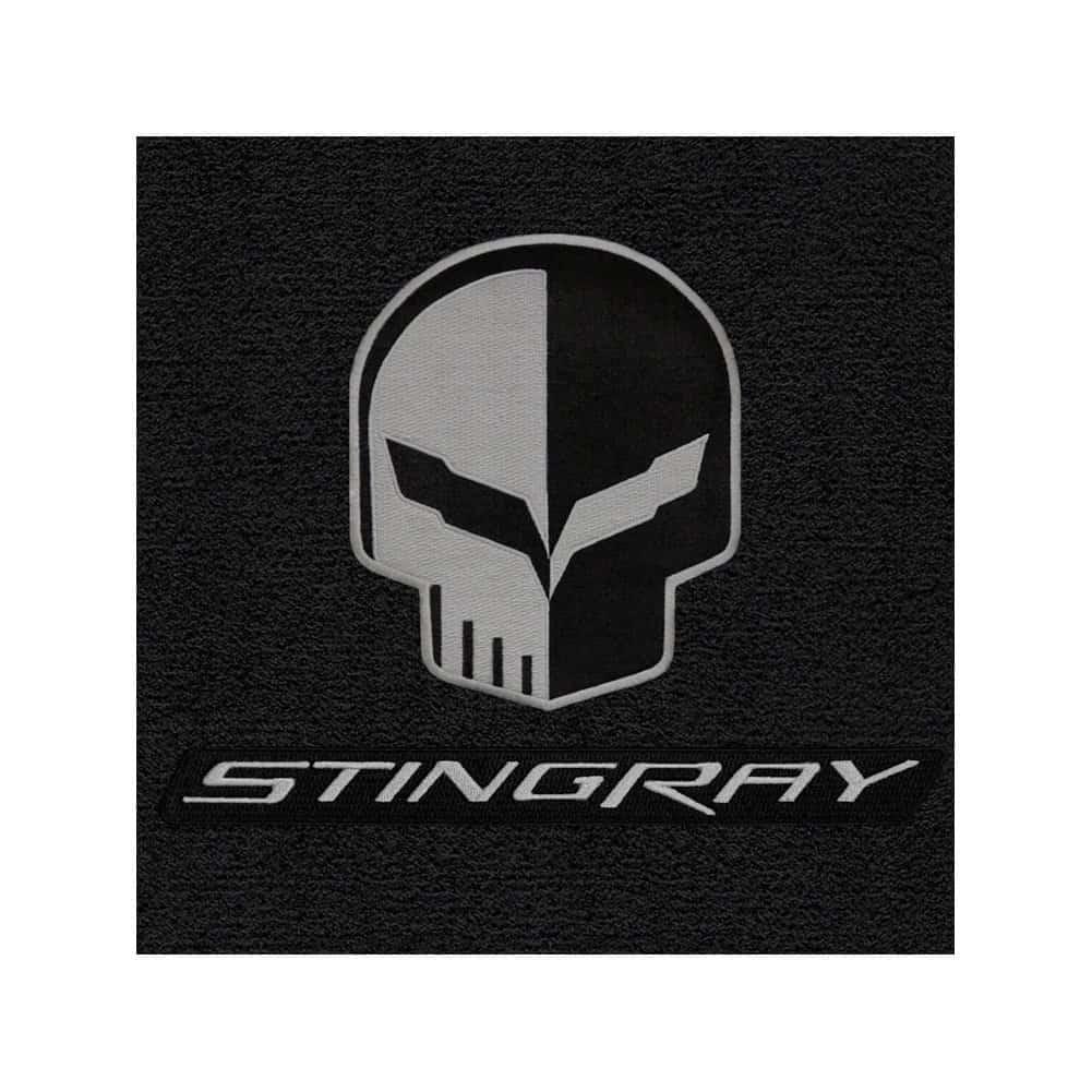 C7 Corvette Lloyd Cargo Mats W Stingray Jake Logo
