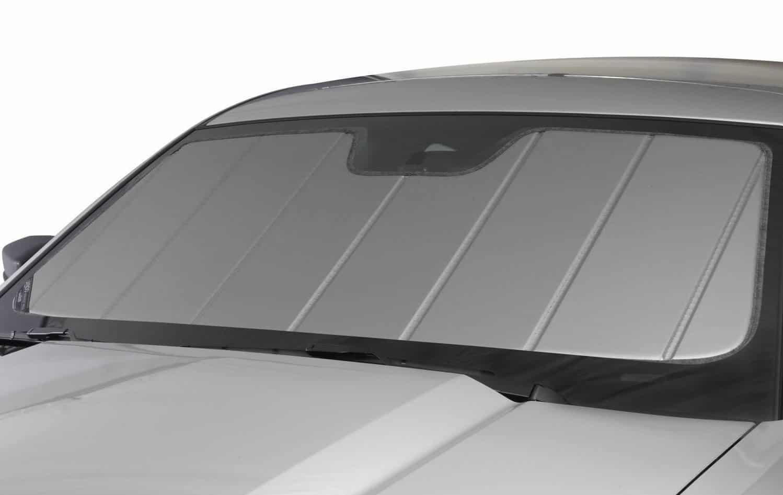 Fits 2014-2020 Jeep Grand Cherokee Blue Metallic Covercraft UVS100 Custom Sunscreen UV11313BL