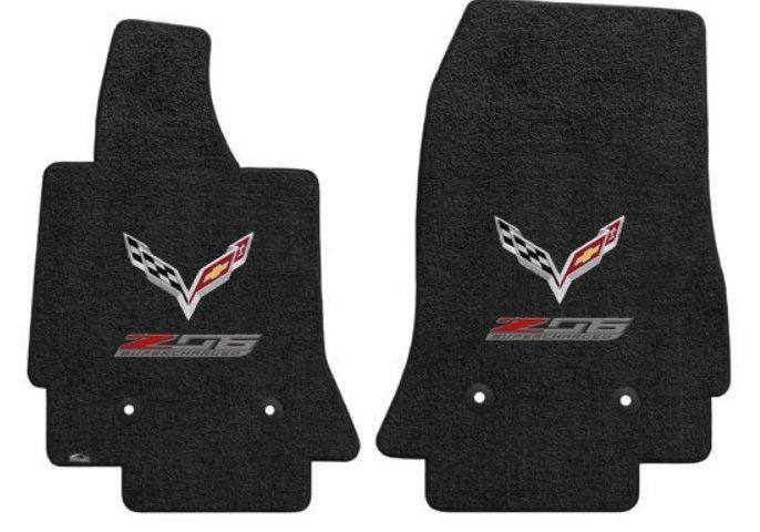 Car Brands Starting With F >> C7 Corvette Lloyd Ultimat Floor Mats - SouthernCarParts.com