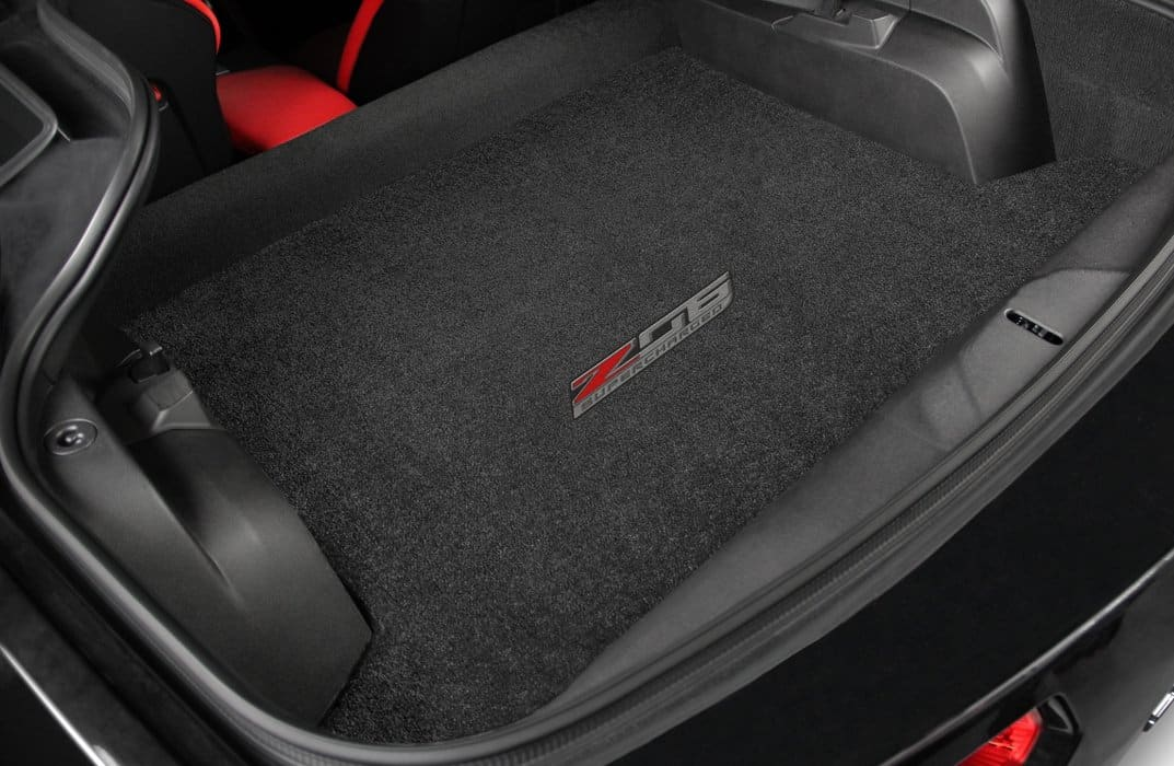C7 Corvette Z06 Lloyd Cargo Trunk Mat Convertible