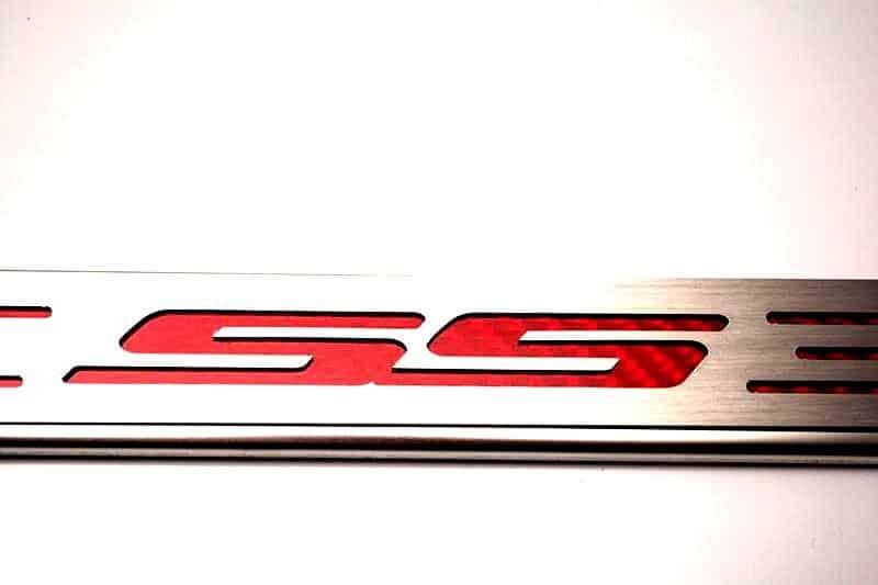 Camaro SS License Plate Frame - SouthernCarParts.com