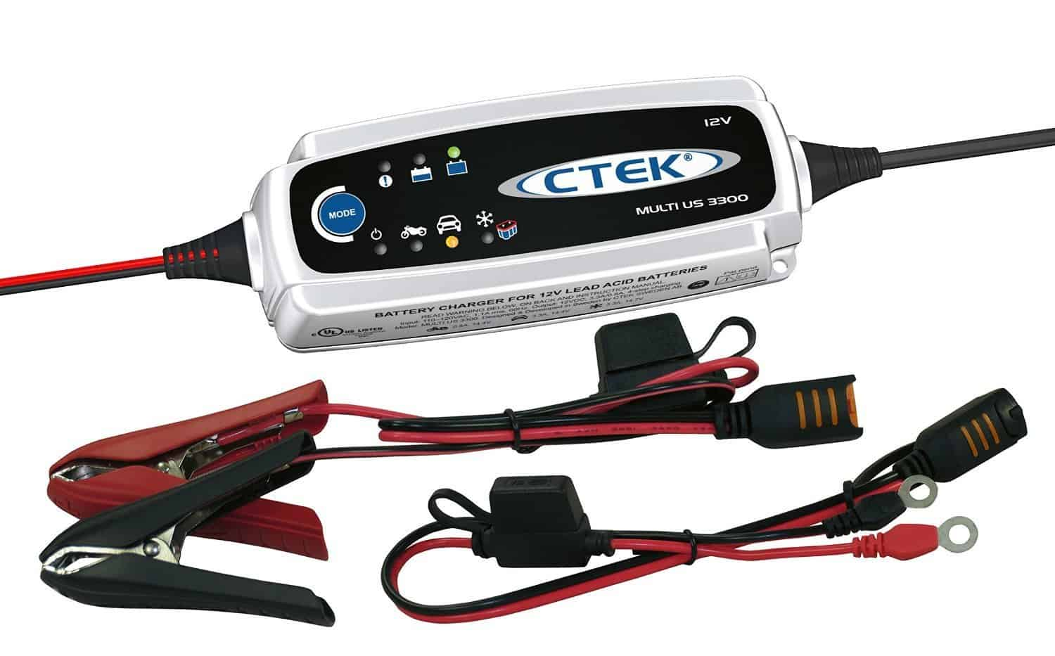 Ctek Battery Charger 3300 C5 C6 C7 Corvette