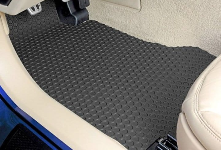 Ford Raptor Lloyds Rubbertite Floor Mats