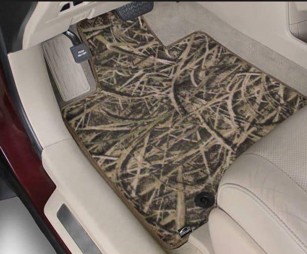 Ford Raptor Lloyd Camo Floor Mats Southerncarparts Com
