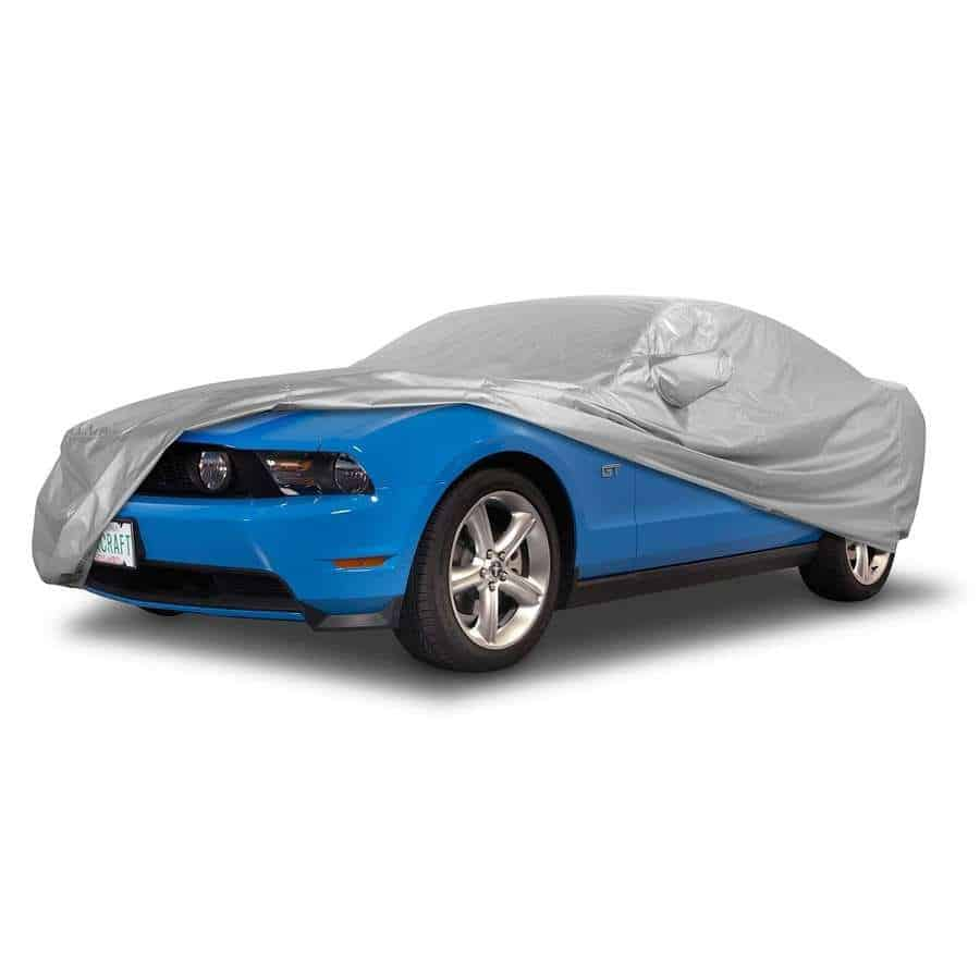2015 2018 mustang reflectect outdoor covercraft car cover. Black Bedroom Furniture Sets. Home Design Ideas
