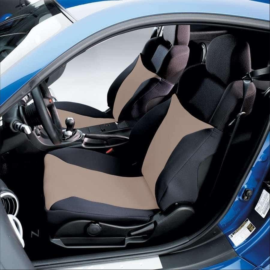 6th Generation Camaro Custom Fit Seat Covers