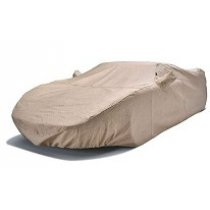 Covercraft Custom Fit Car Cover with Logo (Dustop - Size G3)