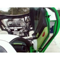 C5 Corvette Lambo Style Door Jamb Covers