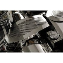 C5 Corvette Perforated Stainless Steel Air Tube Cover