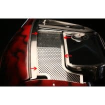 C5 Corvette Perforated Inner Fender Covers Set