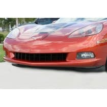 C6 Corvette Blakk Stealth Retro Style Lower Grille
