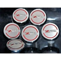 C6 2006-2013 Corvette Z06 505HP Executive Engine Caps Set
