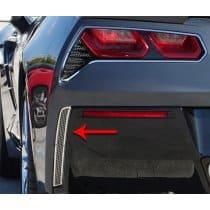 C7 Corvette Rear Valance Vent Matrix Series Grilles