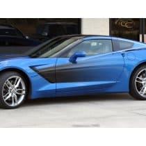 2014-2019 C7 Corvette Sport Fade Side Stripes Graphic