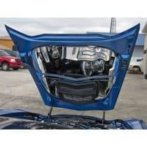 2014-2019 C7 Corvette Polished Stainless Steel Panel Insert