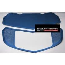 2014-2019 C7 Corvette Perforated Painted Stainless Steel Hood Panel Kit