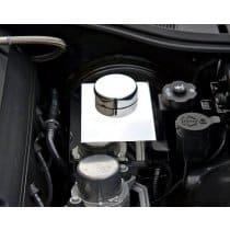 C7 Corvette Polished Stainless Brake Reservoir Cover