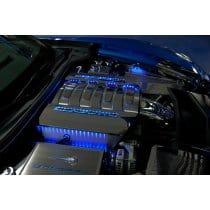 C7 Corvette Illuminated Fuel Rail Covers w/LEDs